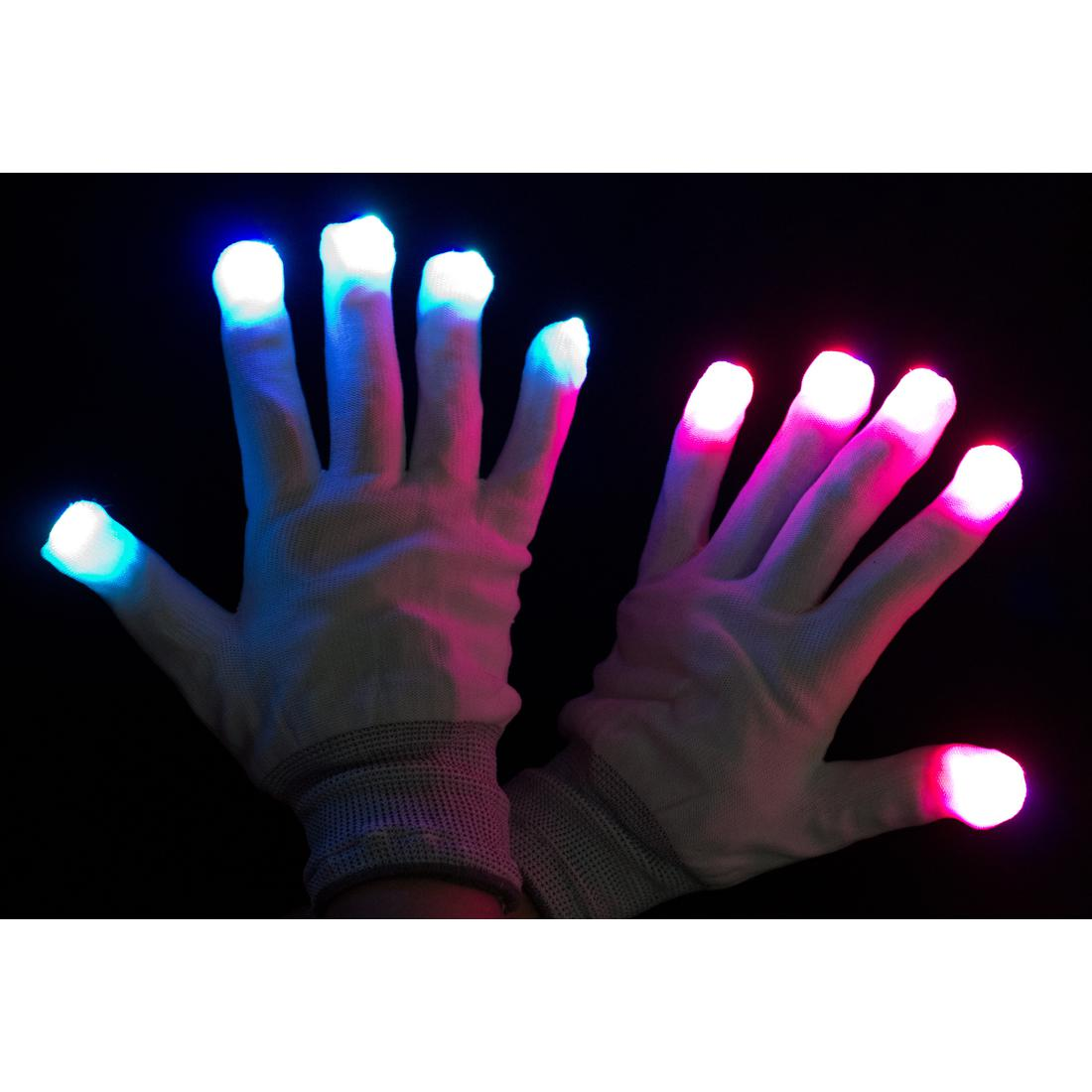 led handschuhe geburtstagsgeschenkideen. Black Bedroom Furniture Sets. Home Design Ideas