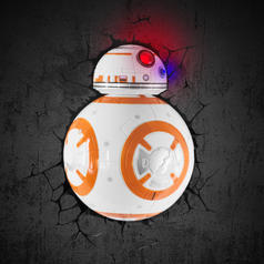 Star Wars The Force Awakens Wandlampe BB-8