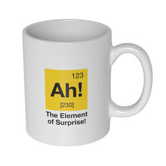 The Element Of Surprise Becher