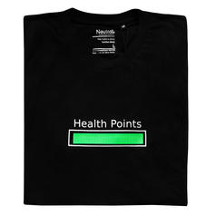 Lebenspunkte Shirt Health Points