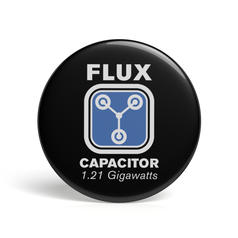 Geek Button Fluxkompensator