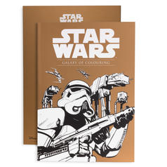 Star Wars Malbuch Galaxy of Colouring