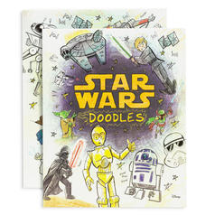 Star Wars Doodles Malbuch
