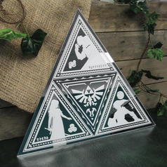 The Legend of Zelda Triforce-Spiegel