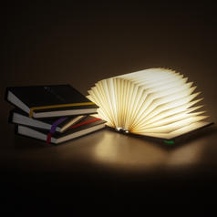 Book of Light - Moodlight in Buchform