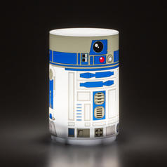 Star Wars Mini-Lampe R2-D2
