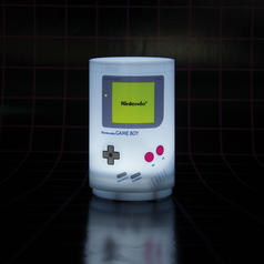 Nintendo Game Boy Mini-Lampe