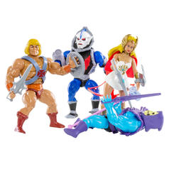 Vintage Masters of the Universe Actionfiguren