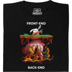 Front-End - Back-End T-Shirt