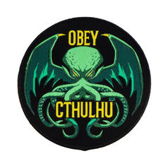 Obey Cthulhu Patch