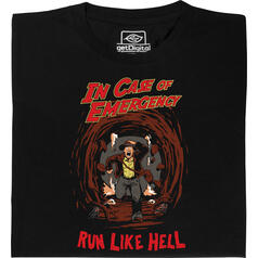 Run like hell T-Shirt