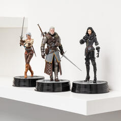 The Witcher 3 - The Wild Hunt Sammelfiguren