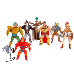 Vintage Masters of the Universe - Wave 2