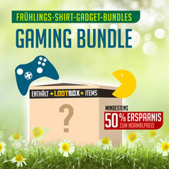Gaming Bundle mit Lootbox-Gadgets