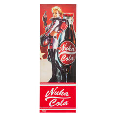 Fallout 4 Türposter Nuka Cola Girl