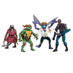 Teenage Mutant Ninja Turtles Ultimates Sammelfiguren Wave 1
