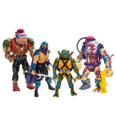 Teenage Mutant Ninja Turtles Ultimates Sammelfiguren Wave 2
