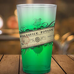 Harry Potter Polyjuice Potion-Trinkglas