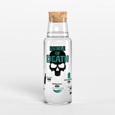 Wasserkaraffe Bottle of Death