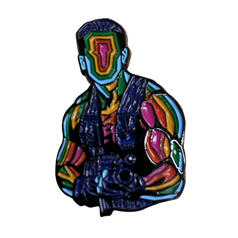 Predator Limited Edition Pin