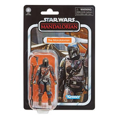 Star Wars Vintage Collection The Mandalorian Sammelfigur