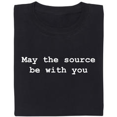 May the source be with you