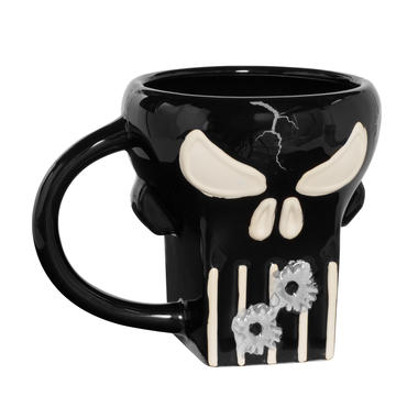 Marvel Punisher 3D Becher