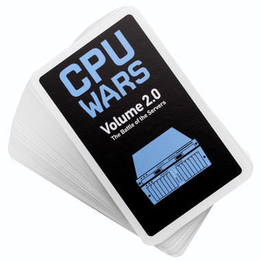 CPU Wars 2.0: The Battle of the Servers